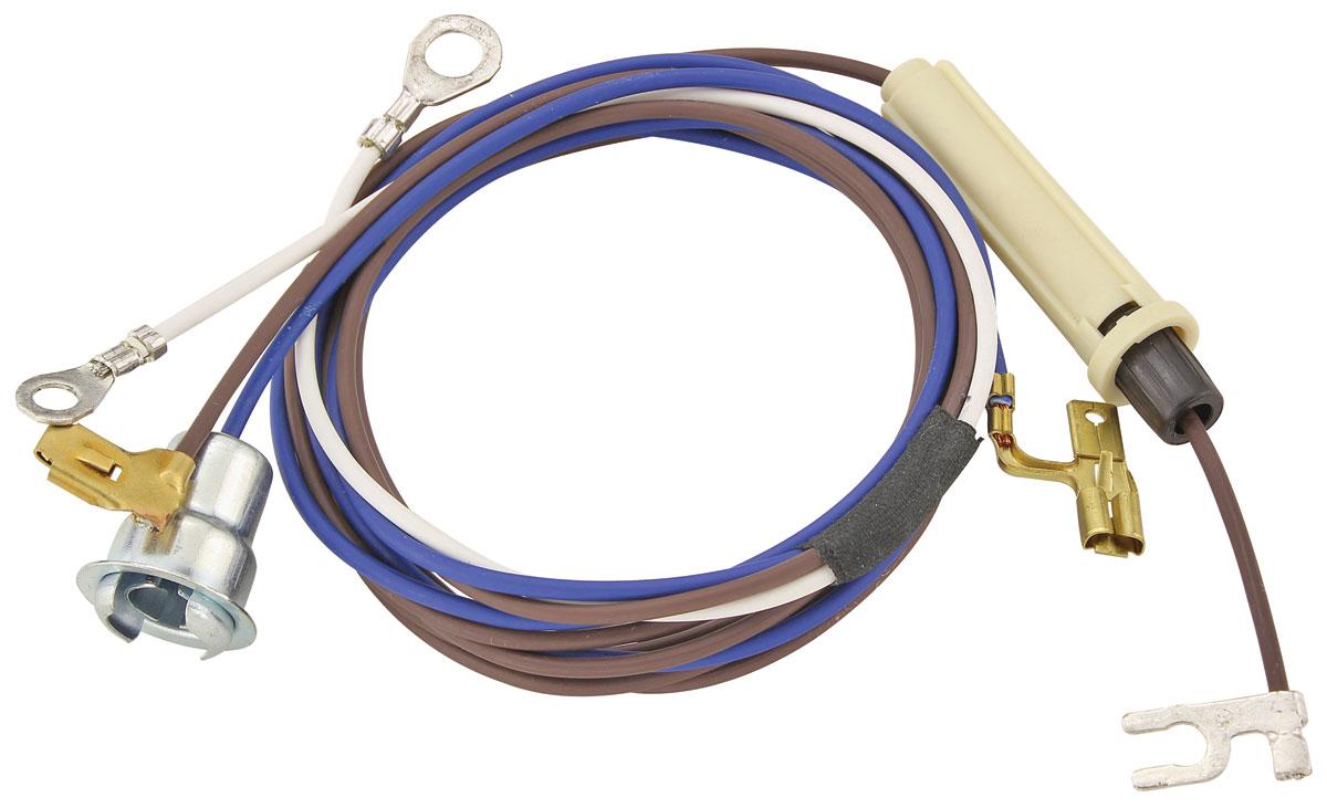 Wiring Harness, Tachometer, 1964 Bonn/Cat/GP