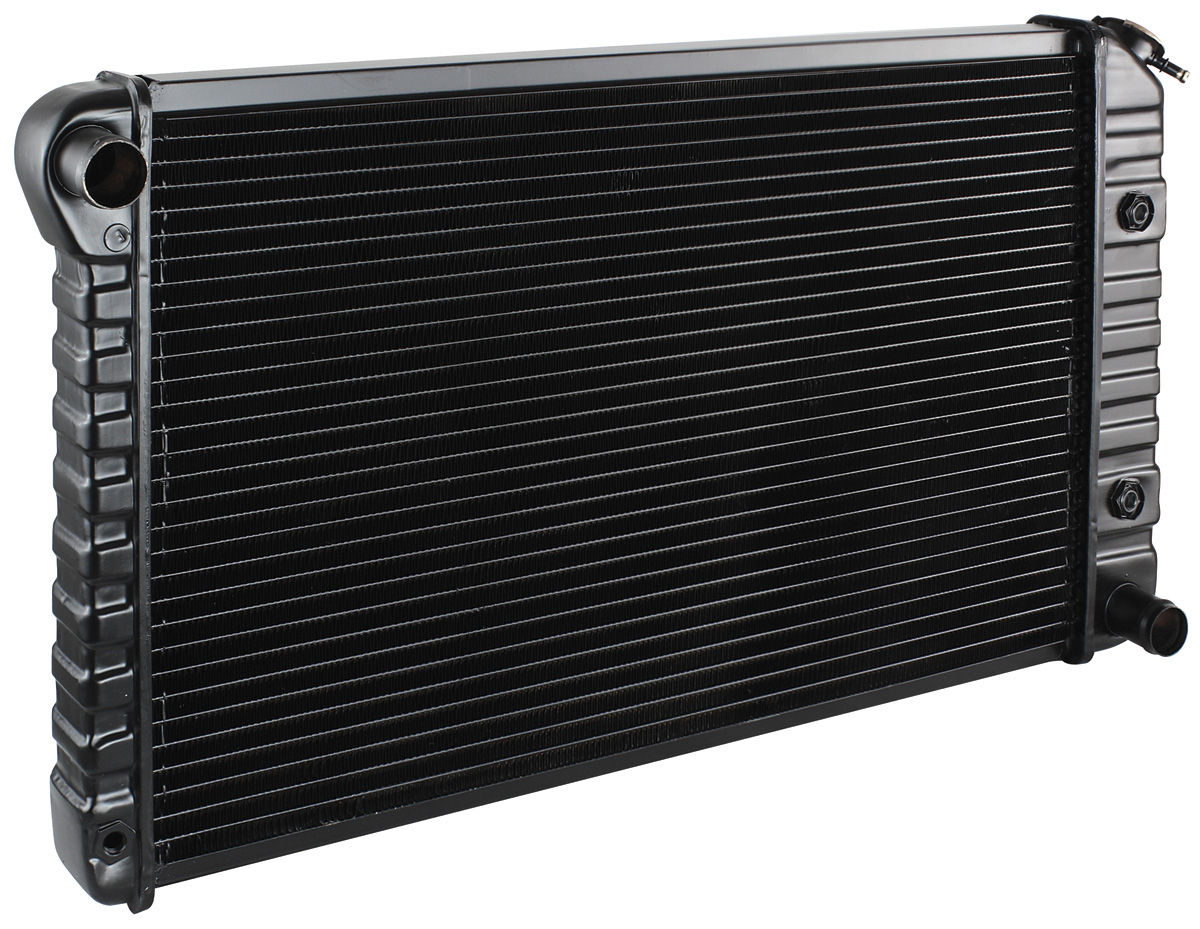"Radiator, 1961-63 Cutlass, V8, Automatic, 2-Row, 12-3/8"" X 25-1/4"" X 1-1/4"""