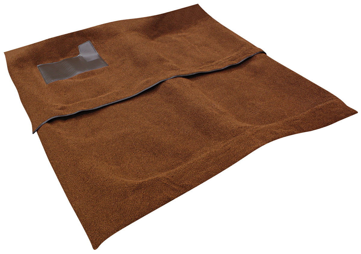 Carpet, Raylon, 1965-70 Bonneville/Catalina, 4dr