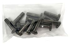 Bolts, Rotor Rings, Baer, Extreme+, Hex Head, NAS, 12 Pc