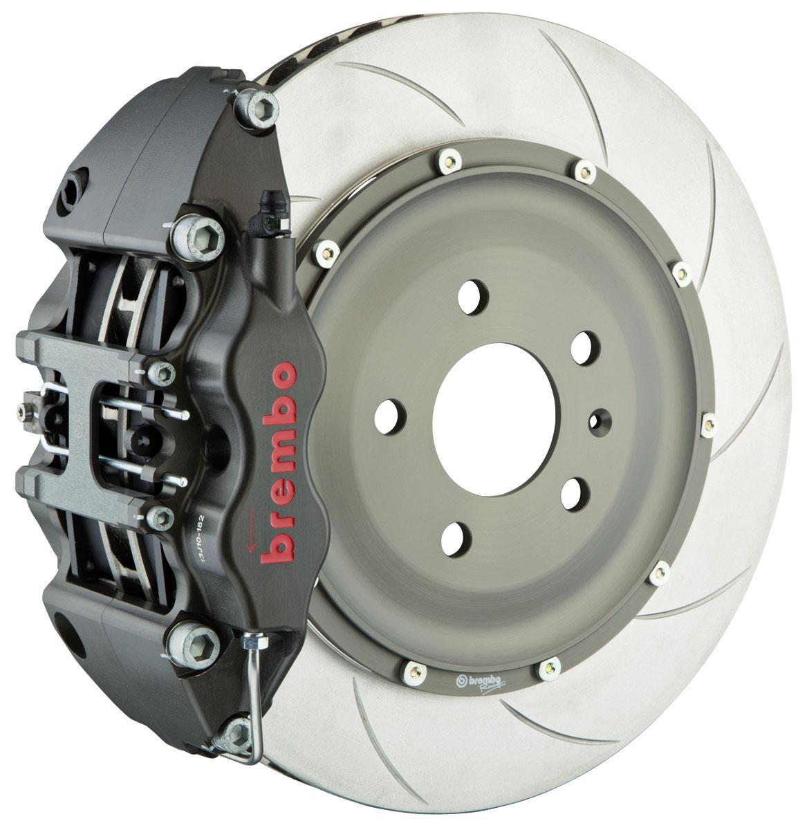Brake Set, Brembo Race, 09-15 CTS-V, Front, 2pc 380 Rotors, 2pc 4-Piston Caliper