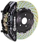 Brake Set, Brembo, 2007-14 Escalade/ESV/EXT, Front, 2pc 380mm Rtrs, 6P Calipers
