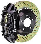 Brake Set, Brembo GT, 2004-09 XLR/XLR-V, Front, 2pc 355mm rotors, 1pc 6P Caliper