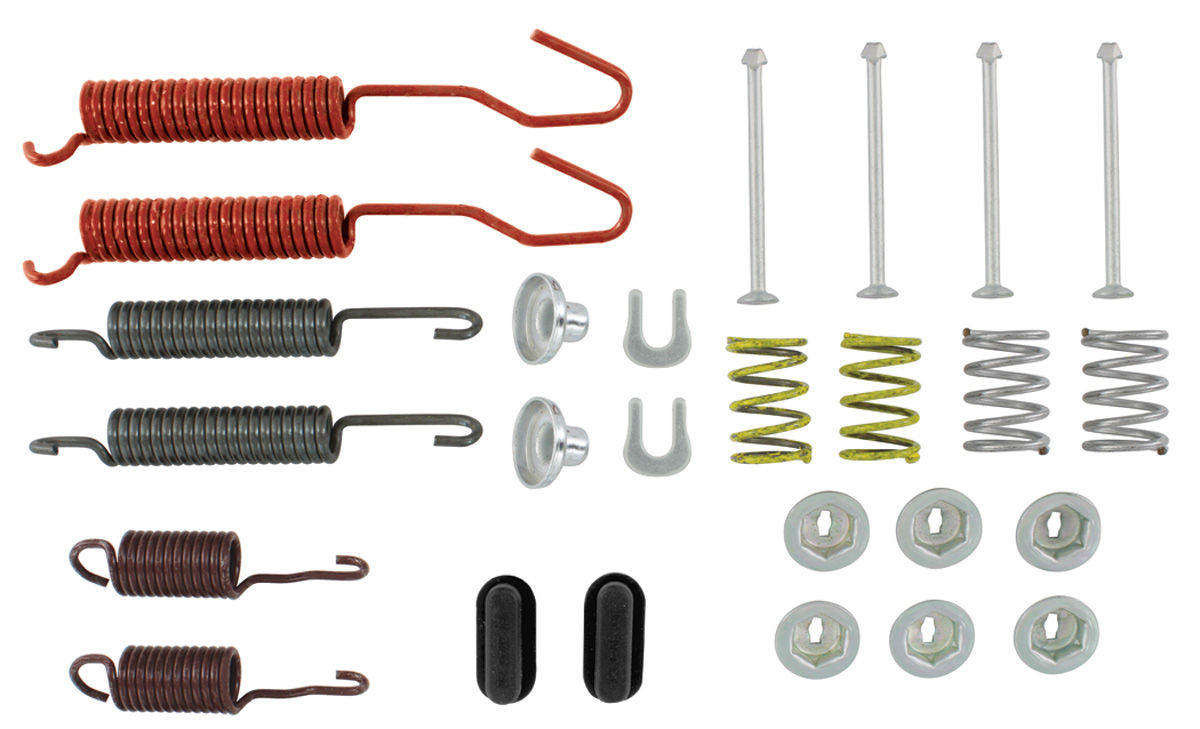 Hardware Kit, Drum Brake, 1971-76 Bonn/Cat Station Wagon