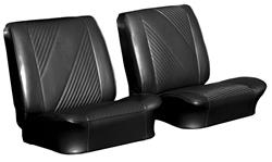 Seat Upholstery, 1965 Beaumont, Front Buckets PUI