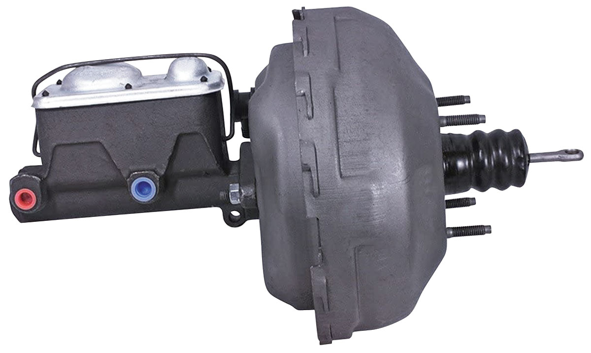 Brake Booster, 1971-76 Riviera Power Disc w/ Master Cylinder