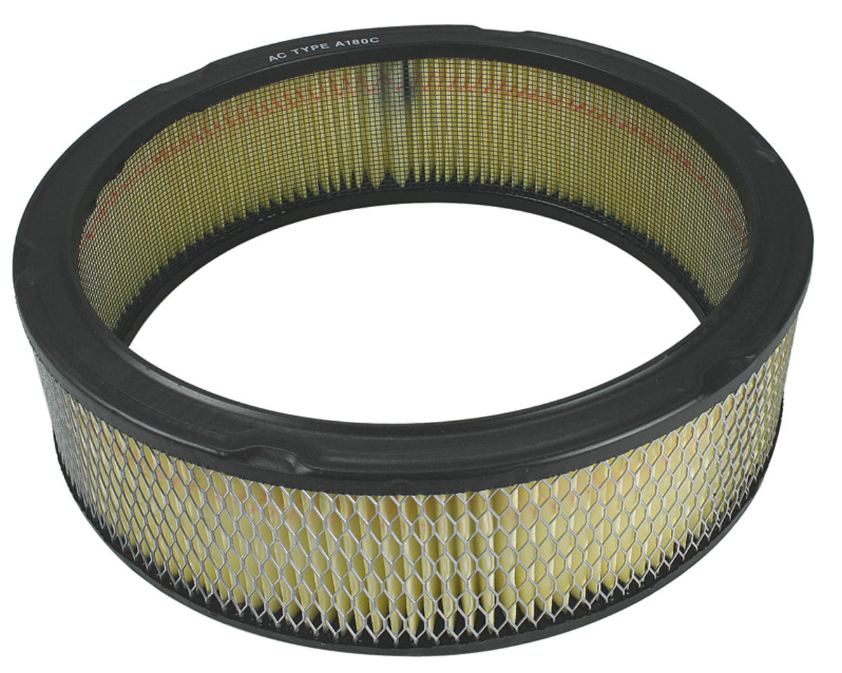 Air Filter Element, 1954-88 All, 4bbl, 11