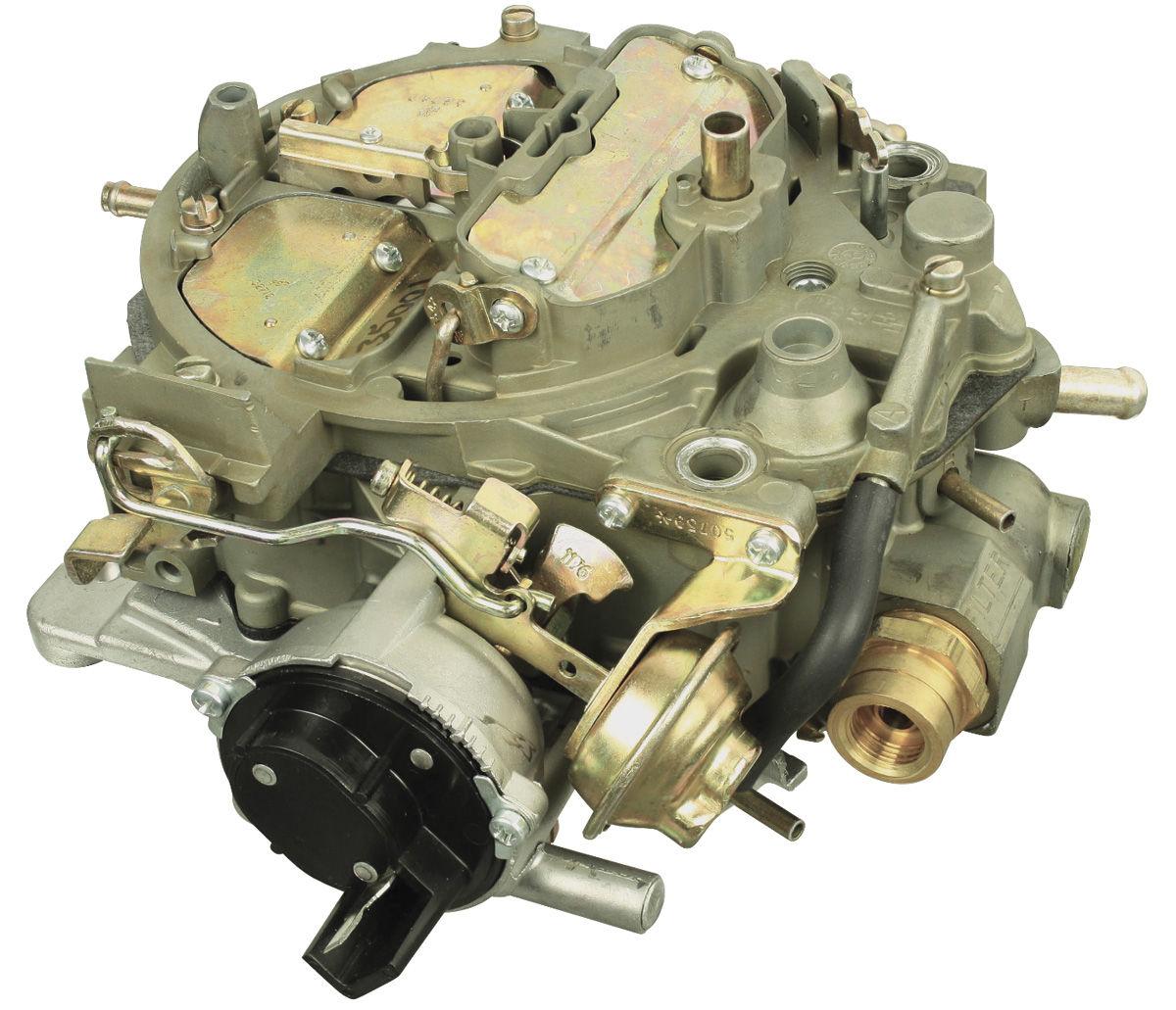 Carburetor, Quadrajet, SMI, 1967-76 Buick Riviera Streetmaster, Stage 2