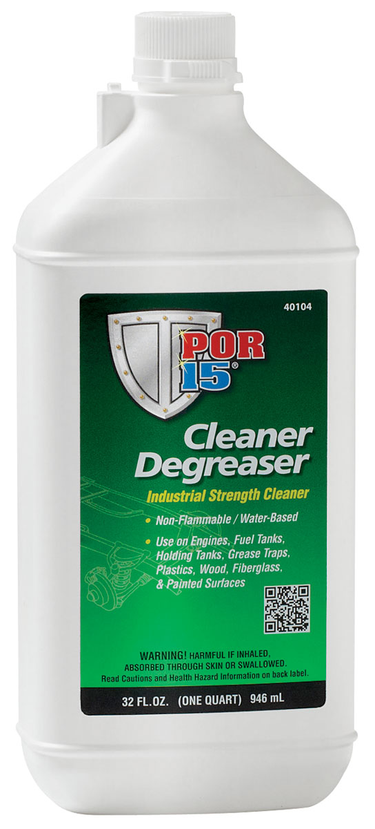 Cleaner Degreaser, POR-15, Quart