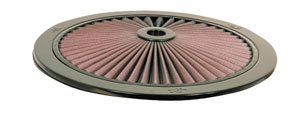Air Filter Top, K&N X-Stream, 11