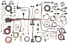 Wiring Harness Kit, American Autowire, 1968-72 Cutlass, Classic Update