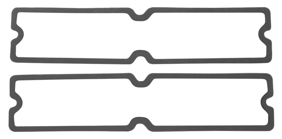 Lens Gaskets, 1967-72 Cadillac, License Lamp