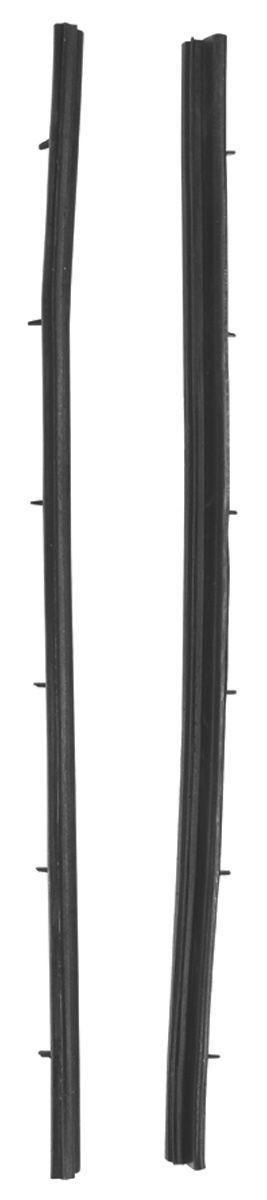 Seal, Vent Window Division Post, 1961-62 Cad Hdtp/Conv/4dr Sed