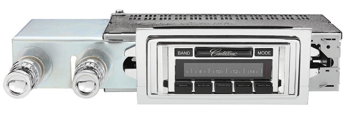 Stereo, USA 630, 1967-68 Cadillac