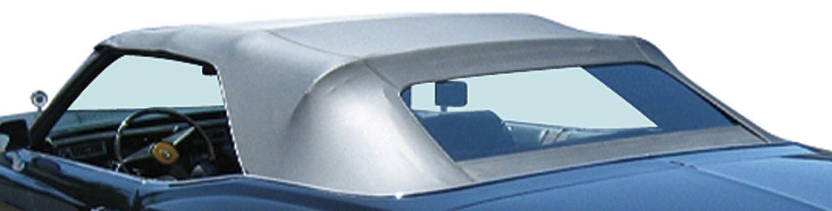 Convertible Top, 1965-70 Cadillac/Bonn/Cat & 1967 GP, w/ Plastic Window