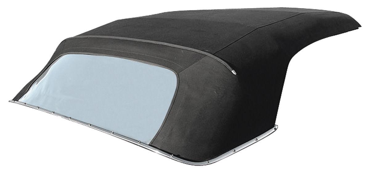Convertible Top, 1959-60 Cadillac/Pontiac Stayfast, w/ Plastic Window