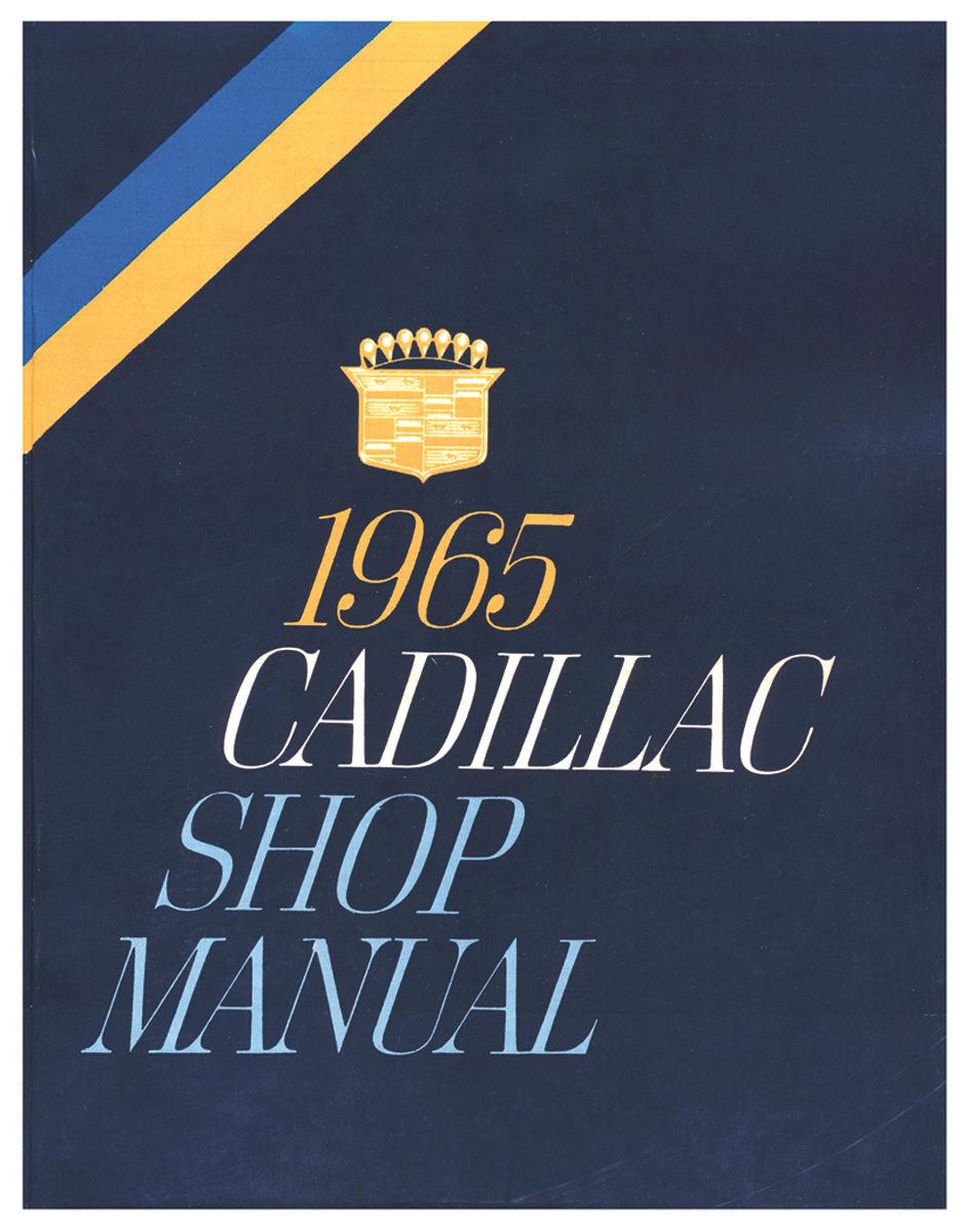 Shop Manual, 1939 Cadillac/La Salle