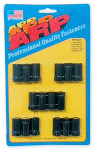 Nut Kit, ARP, Perma-Loc, Steel Rocker, 3/8