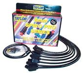 Spark Plug Wires, Spiro-Pro, Taylor, BB Over VC, 135-Degree, Socket