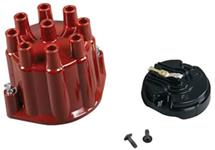 Cap And Rotor, Distributor, Pertronix, Red