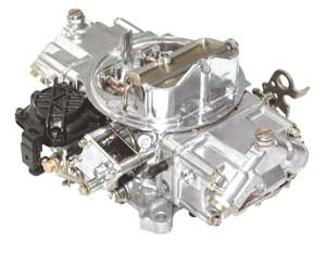 Carburetor, Holley, Street Avenger, 770 CFM, Manual Choke