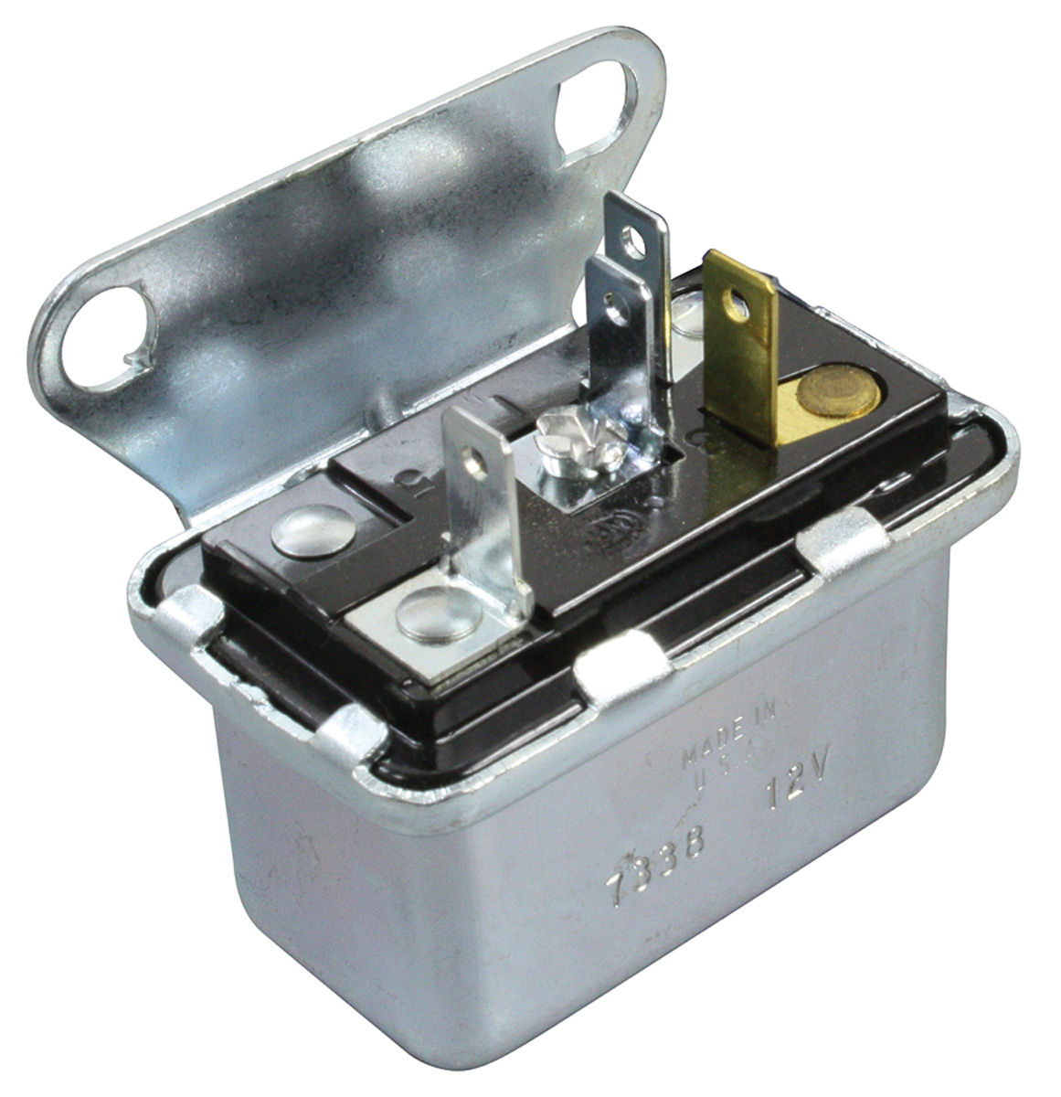 Blower Motor Relay, 70-75 CH/EC/MC, w/AC