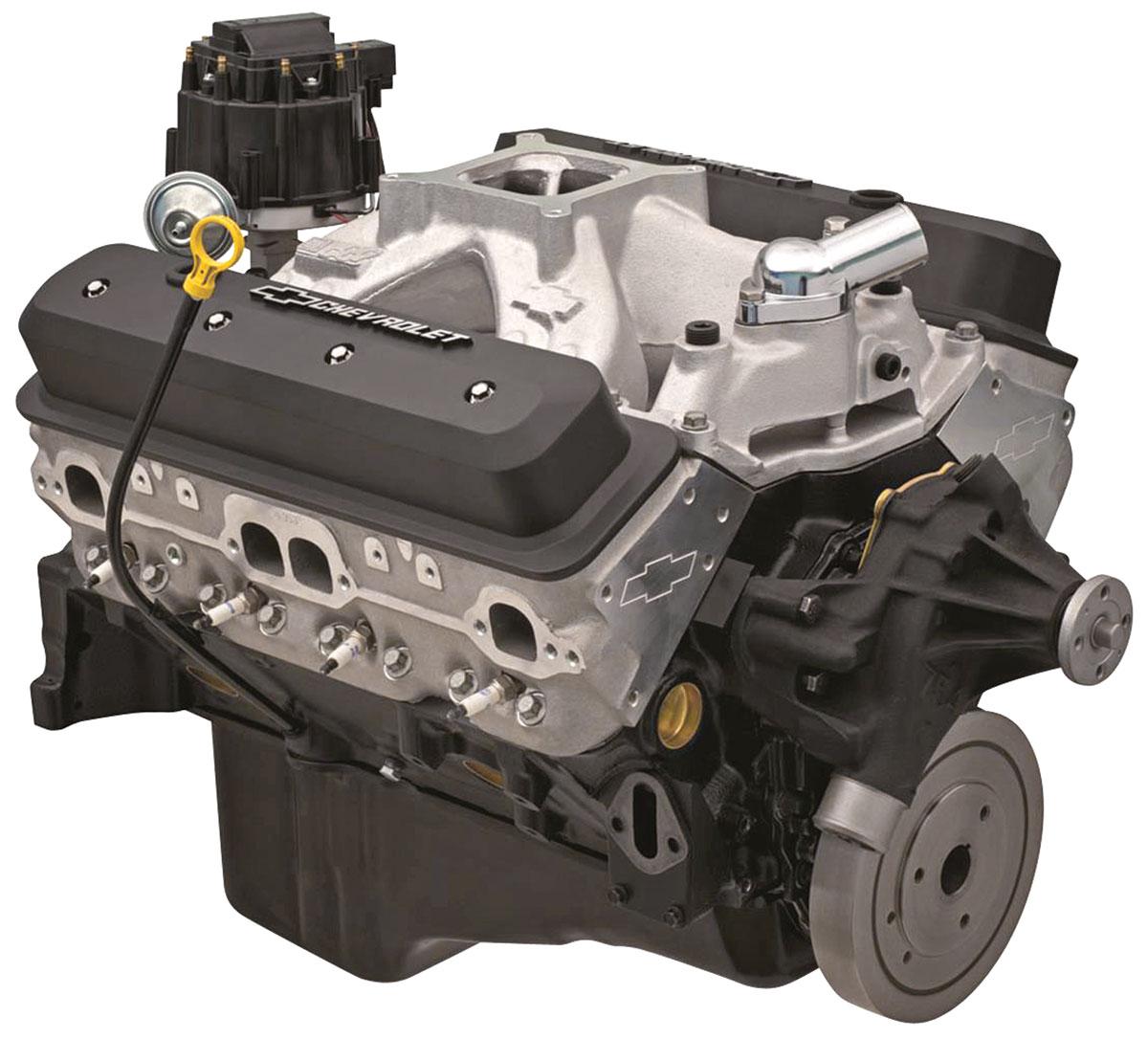 Crate Engine, GM, Chevrolet ZZ6, Base
