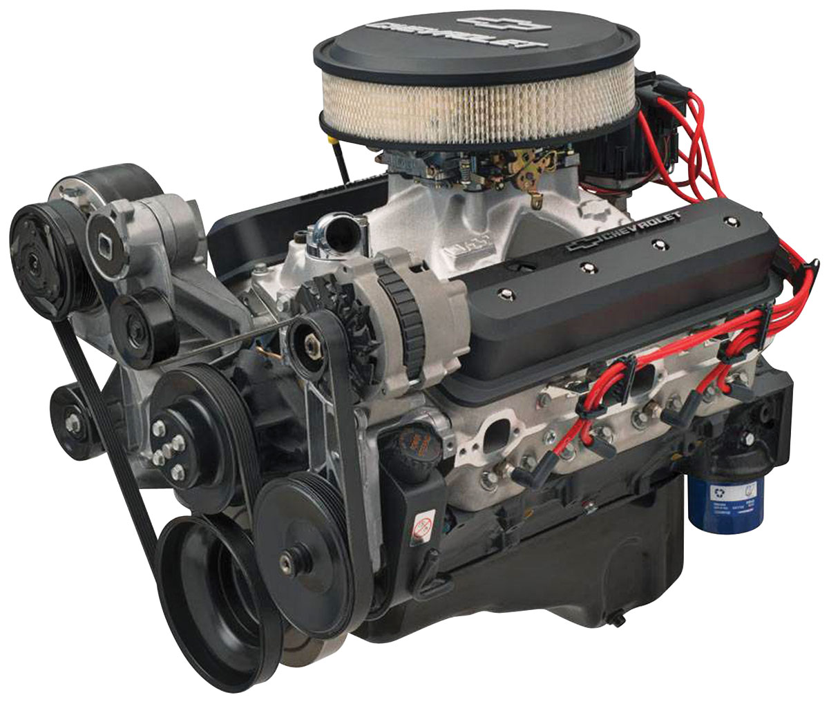 Gm Crate Engines >> Crate Engine Gm Chevrolet Zz6 Turnkey
