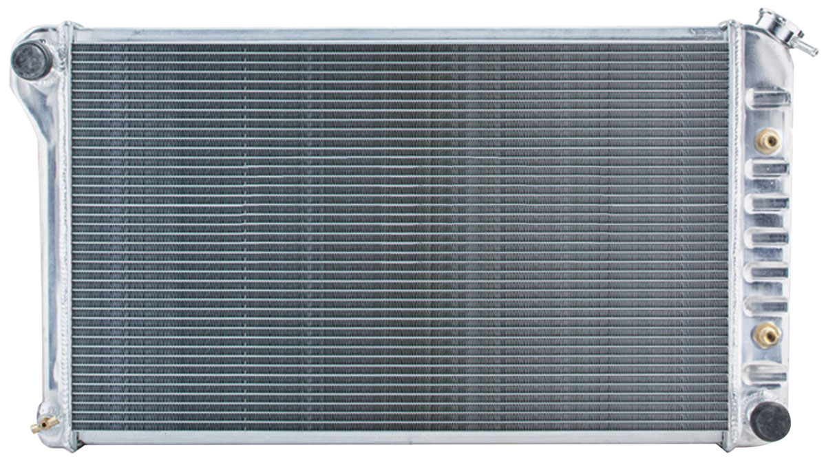Radiator, Aluminum, Cold-Case, 1968-77 A-Body, AT
