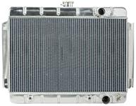 Radiator, Aluminum, Cold-Case, 1964-65 CH/EC, Non-A/C, AT