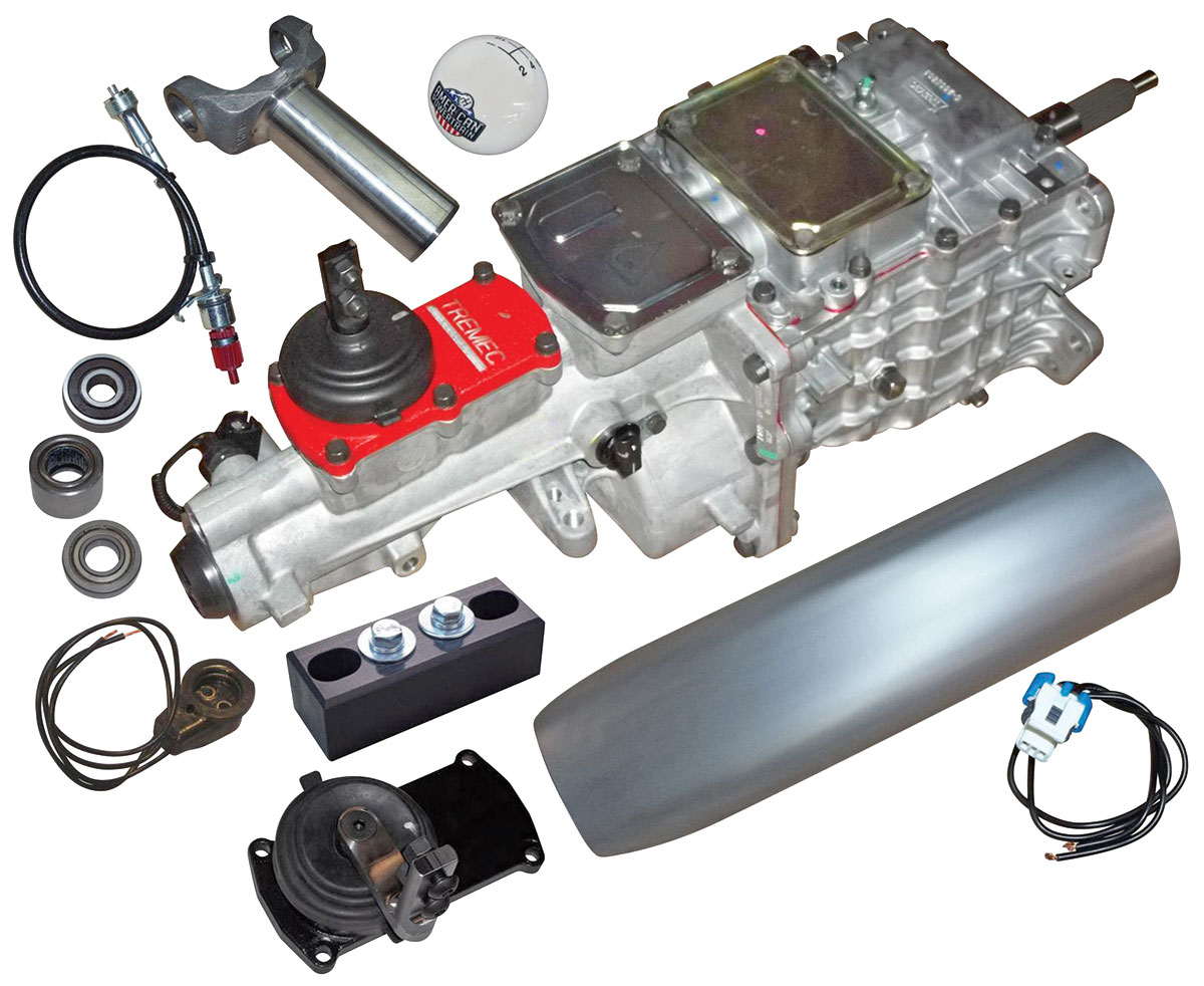 ProFit Transmission Kit, TKO600RR, American Powertrain, 1968-72 A-Body, Swap