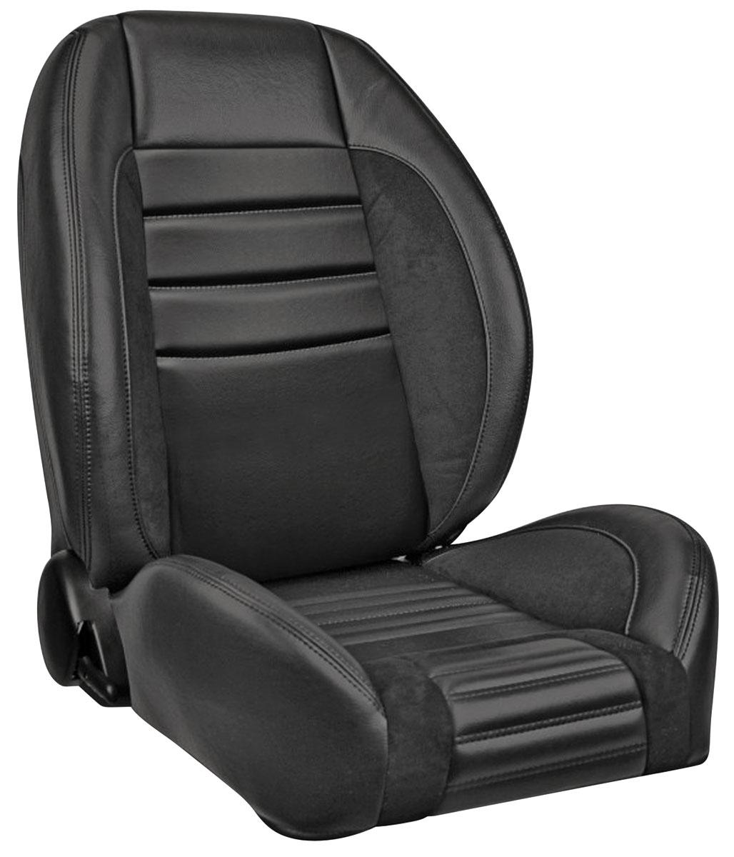 Seat, TMI Assembled Sport R Buckets, 1965 Chevelle/El Camino, Pair