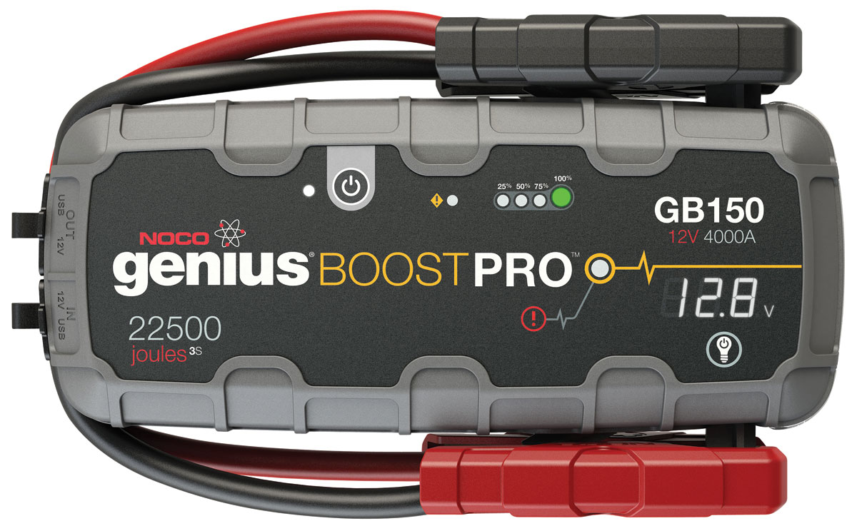 Battery Jump Starter, Noco, Boost Pro