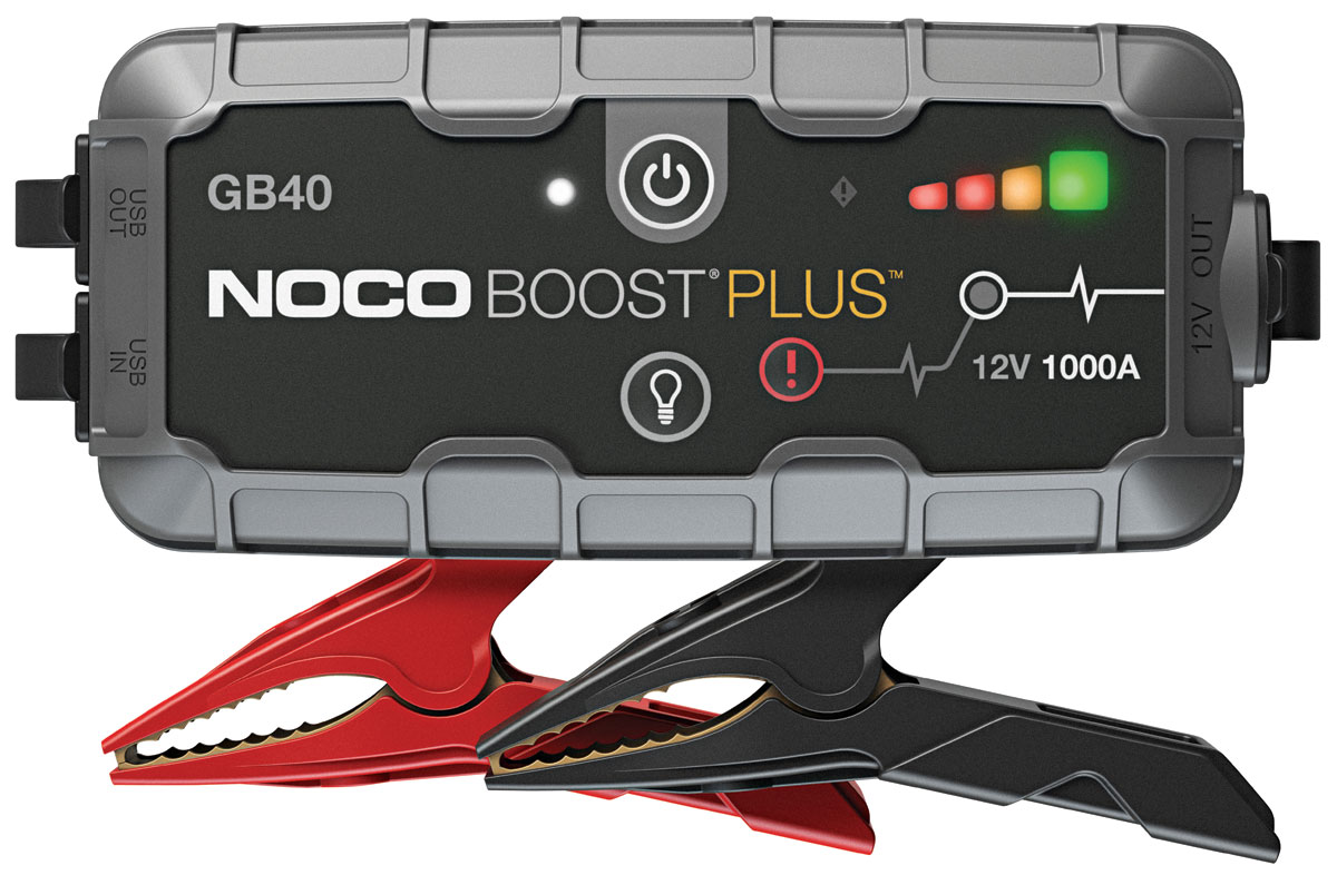 Battery Jump Starter, Noco, Boost