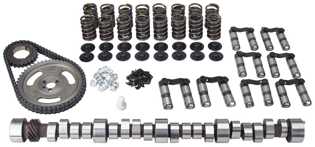 Camshaft, Comp Cams Thumpr, Thumpr K-Kit, SBC, Retro Hyd Roller
