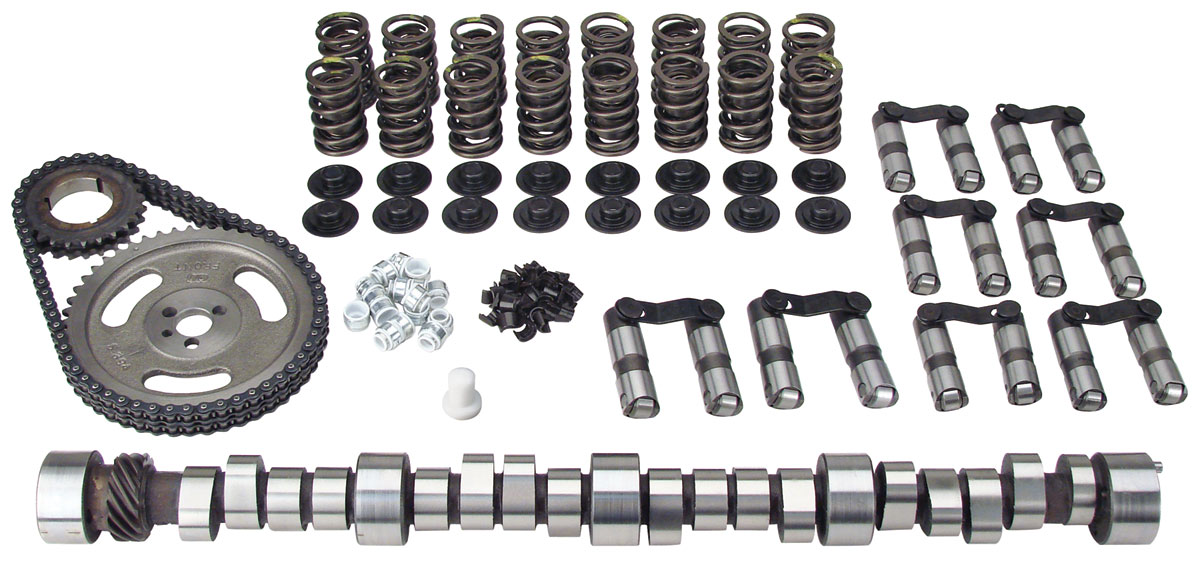 Camshaft, Comp Cams Thumpr, Big Mutha Thumpr K-Kit, SBC, Hyd Roller