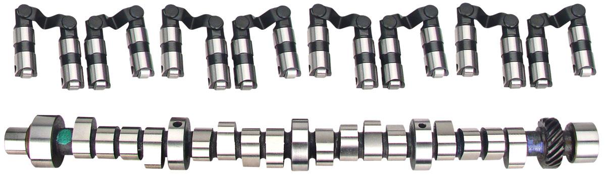 Camshaft, Comp Cams Thumpr, Thumpr CL-Kit, SBC, Hyd Roller