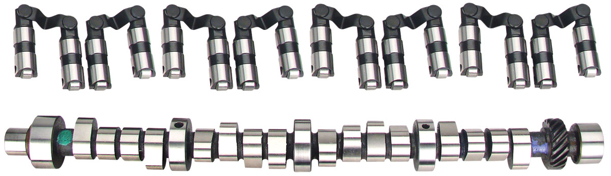 Camshaft, Comp Cams Thumpr, Big Mutha Thumpr CL-Kit, SBC, Hyd Roller
