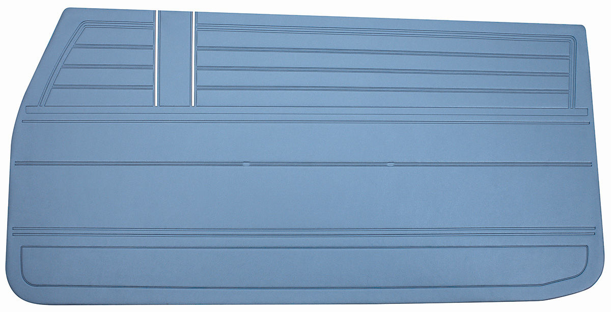 Door Panels, 1968 Chevelle/Beaumont, Coupe/Convertible, El Camino Front PUI