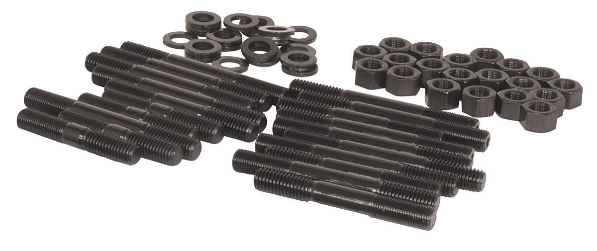 Studs, Cylinder Head, ARP, Pontiac 400, W/ Edelbrock Aluminum Heads, 12 PT