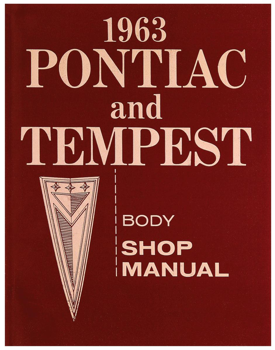 Manual, Body, 1963 Pontiac, All