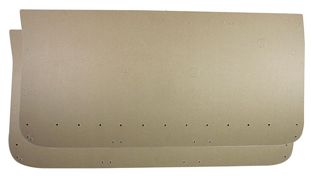 Boards, Side Panel, 64-65 LeMans, 4dr Sedan, 4pc
