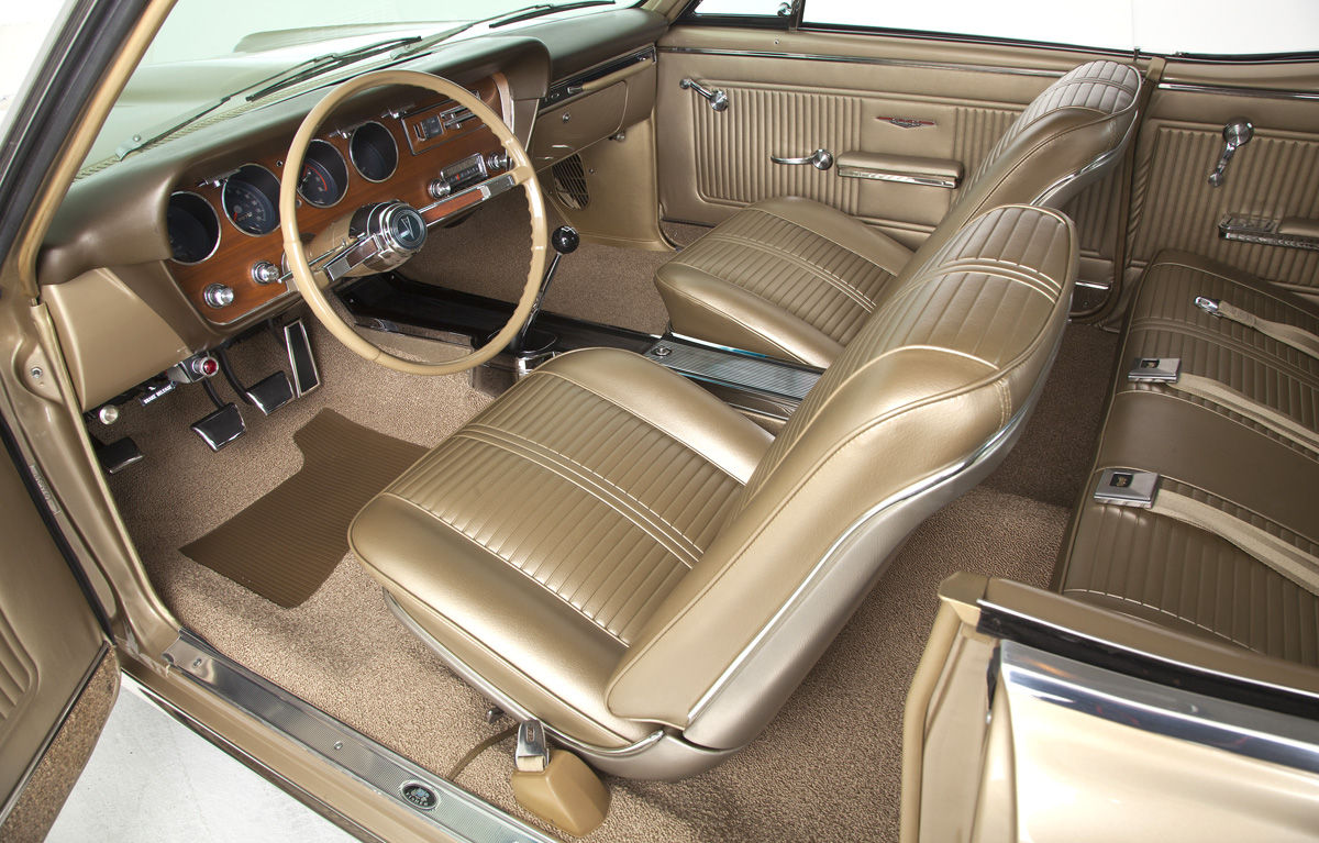 Interior Kit 1970 Gto Lemans Stage Iv Coupe Opgi Com
