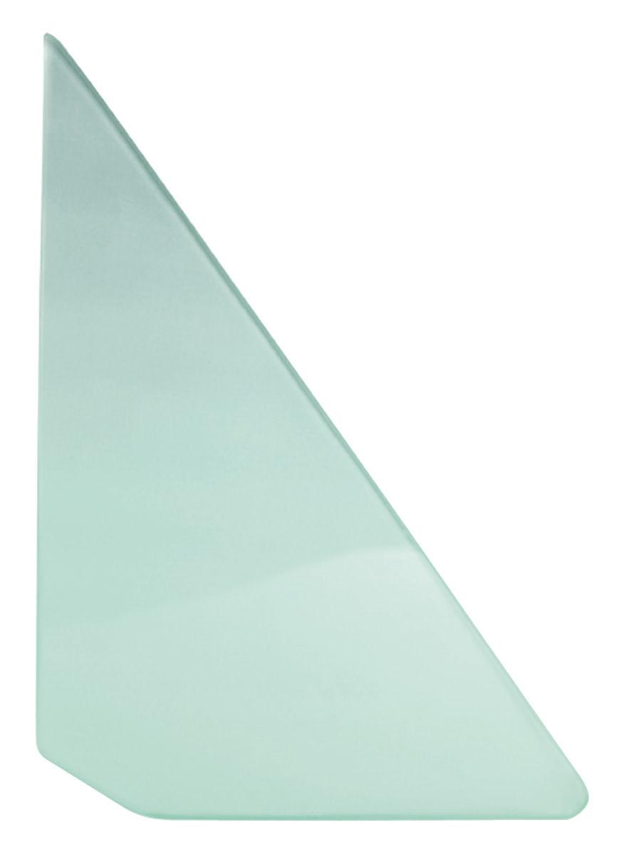 Vent Glass, 1963-64 Bonn/Cat/GP 2/4-Dr. Hardtop/Convertible, Green Tint