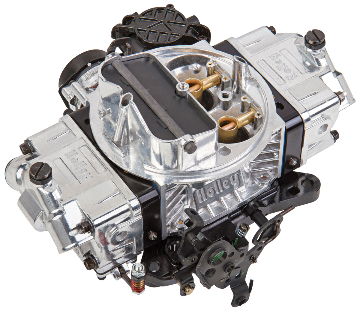 Carburetor, Holley, 670 CFM Ultra Street Avenger, Black Metering Blocks