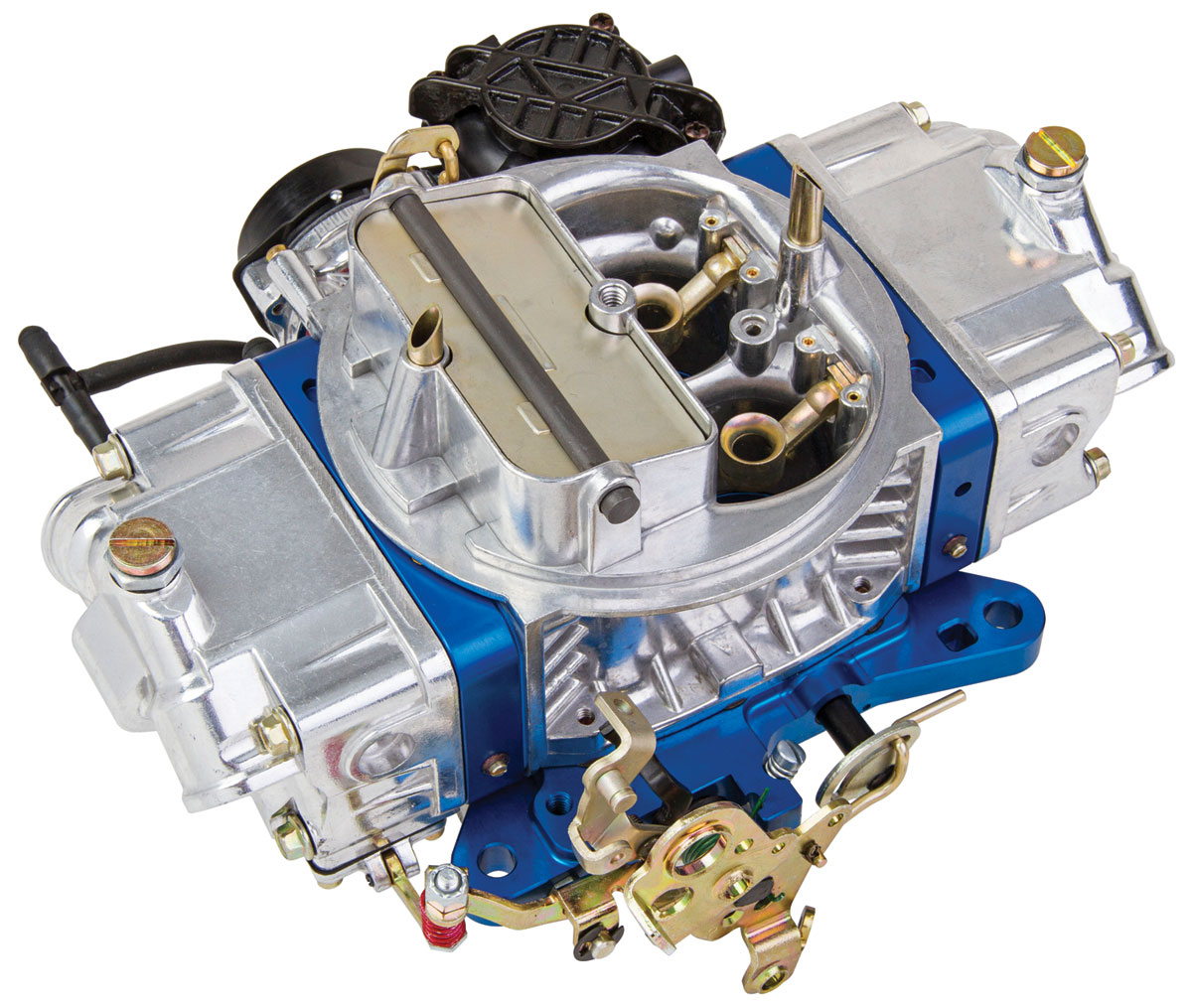 Carburetor, Holley, 870 CFM Ultra Street Avenger, Blue Metering Blocks