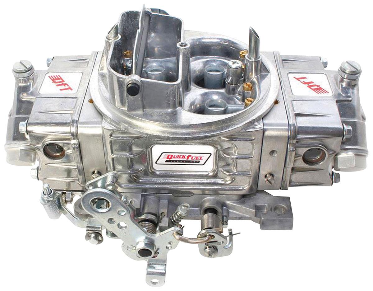 Carburetor, Quick Fuel Technology, Hot Rod Srs., 450 CFM, Mechanical Secondaries