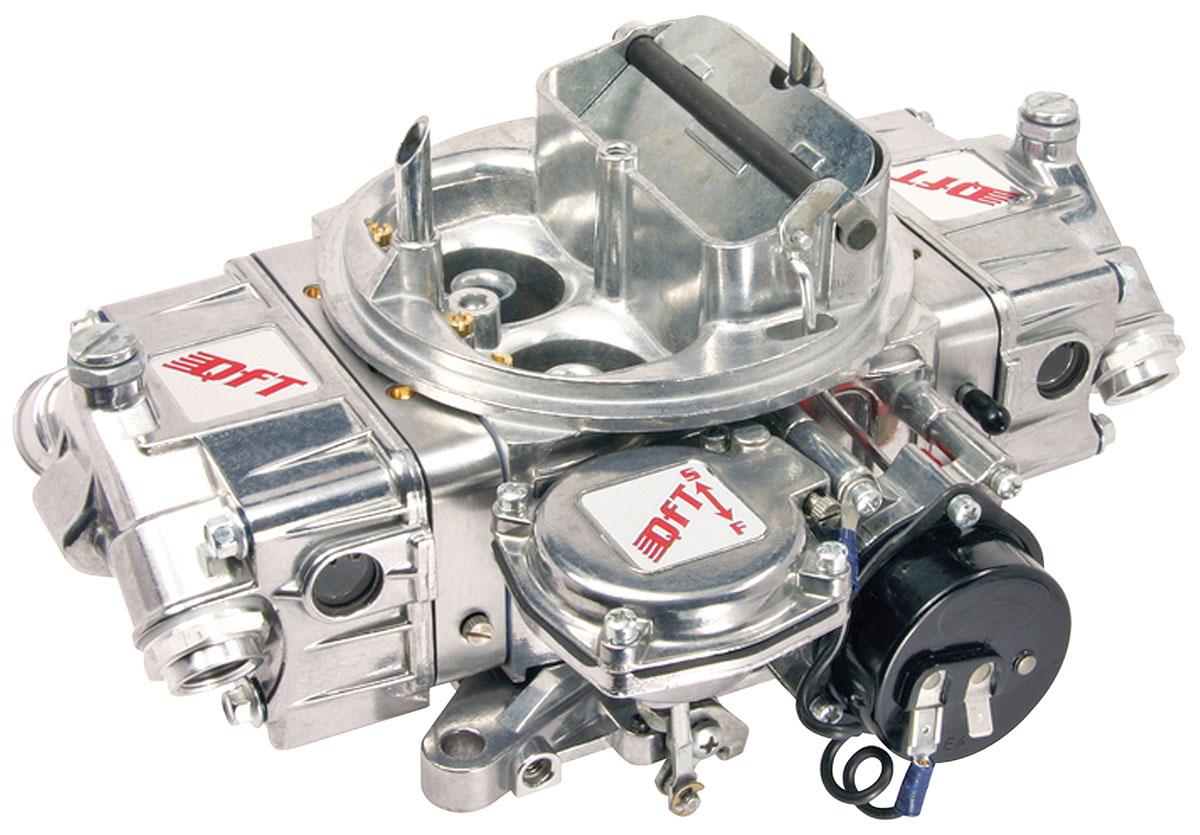 Carburetor, Quick Fuel Technology, Hot Rod Srs., 680 CFM, Vacuum Secondaries