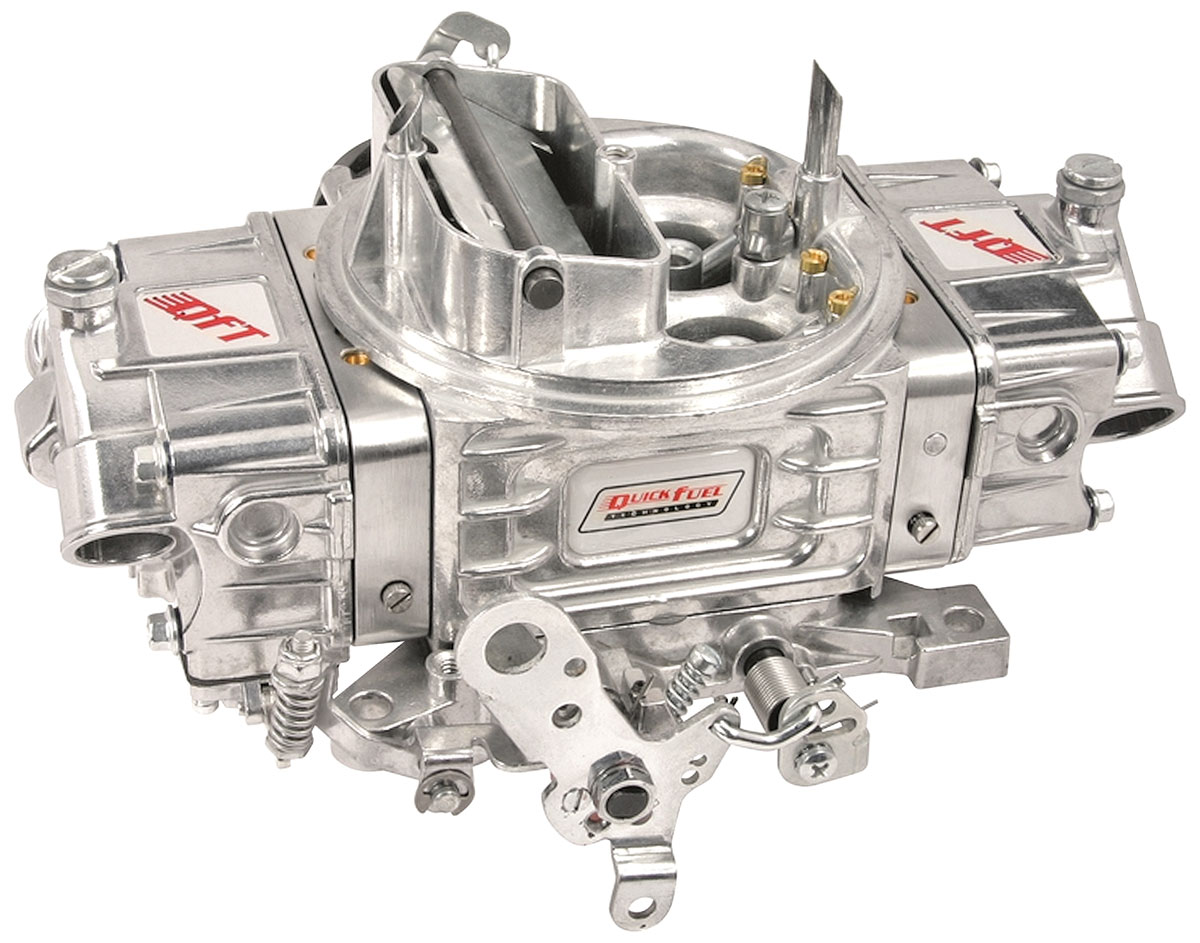 Carburetor, Quick Fuel Technology, Hot Rod Srs., 850 CFM, Mechanical Secondaries