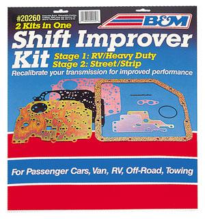 Shift Improver Kit, B&M, 700R4/4L60